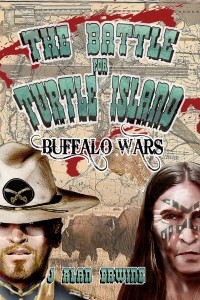 Buffalo Wars e-book cover