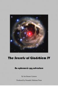 The Secrets of Gladsheim IV DTRPG