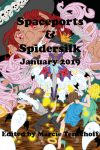 Spaceports & Spidersilk January 2019 - Marcie Tentchoff